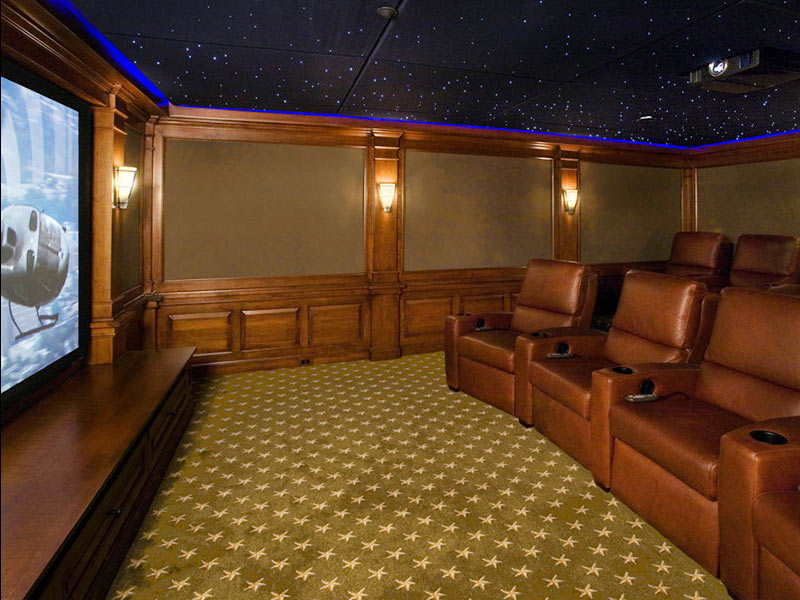 Theater Rooms